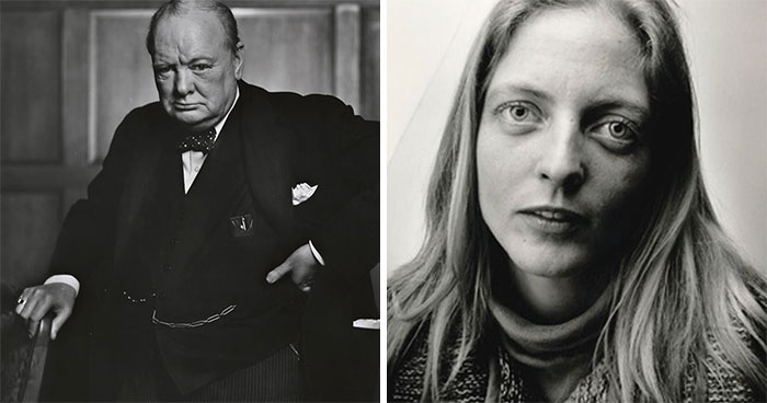 Winston Churchill And Arabella Churchill