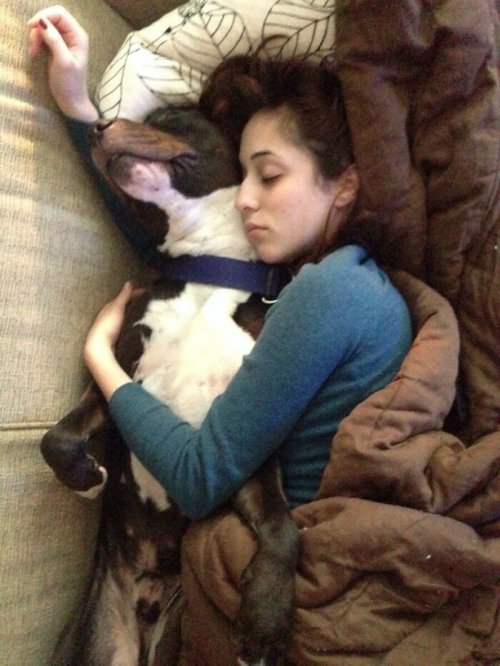 Caught My GF Sleeping With My Best Friend. Decided A Picture Was Better Than Waking Them Up