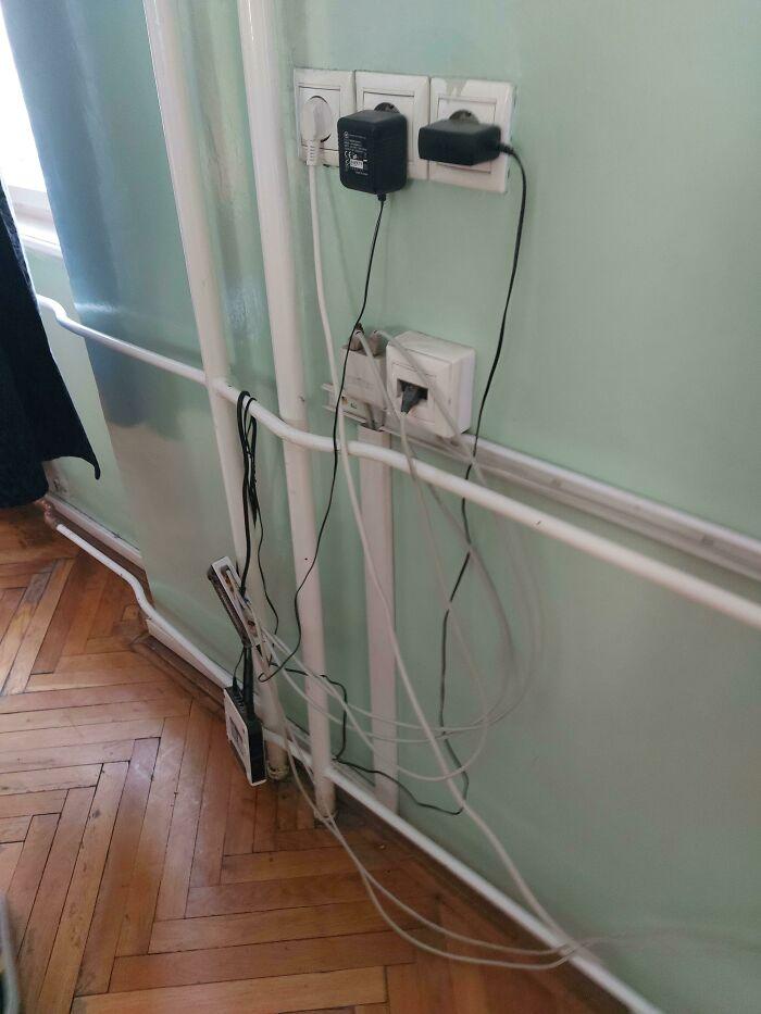 School's WiFi Network