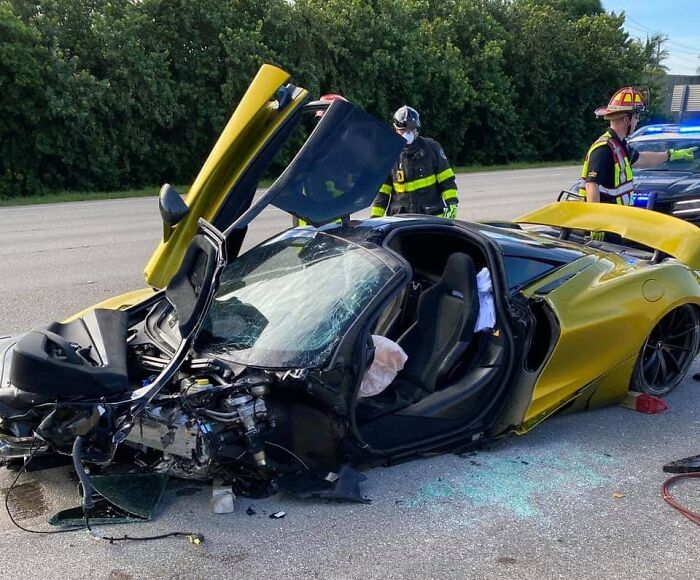 Mclaren Paired With The Unskilled Driver