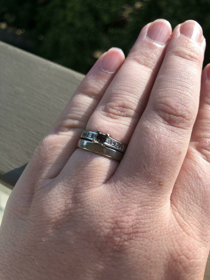 The Diamond In My Ring Fell Out Today. It Came With A 10-Year Workmanship Guarantee. Yesterday Was Our 10th Wedding Anniversary