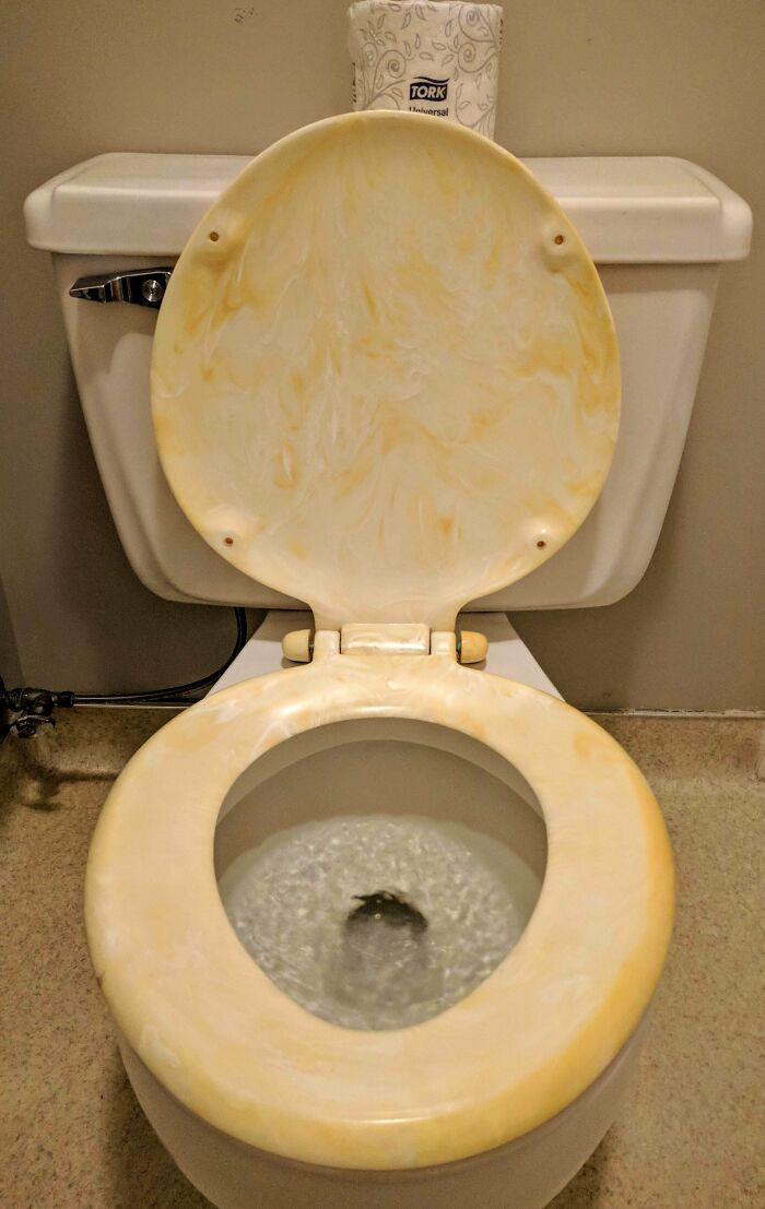 Yellow Marble... Really?
