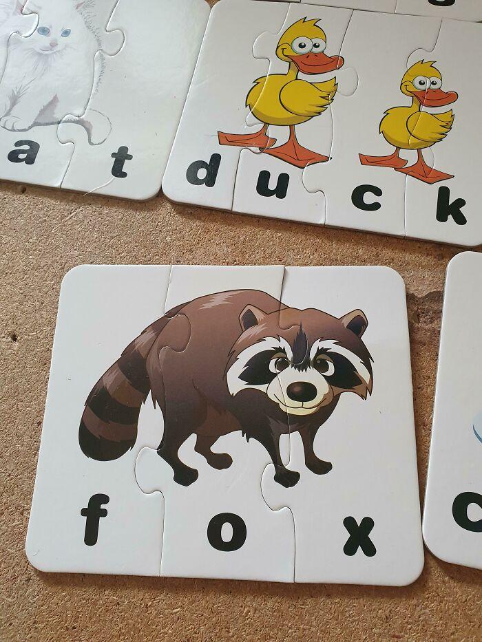 That's... Not A Fox