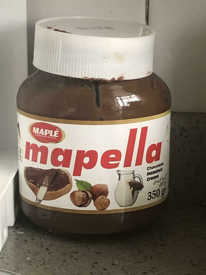 ¿Qué le pasó a la Nutella?