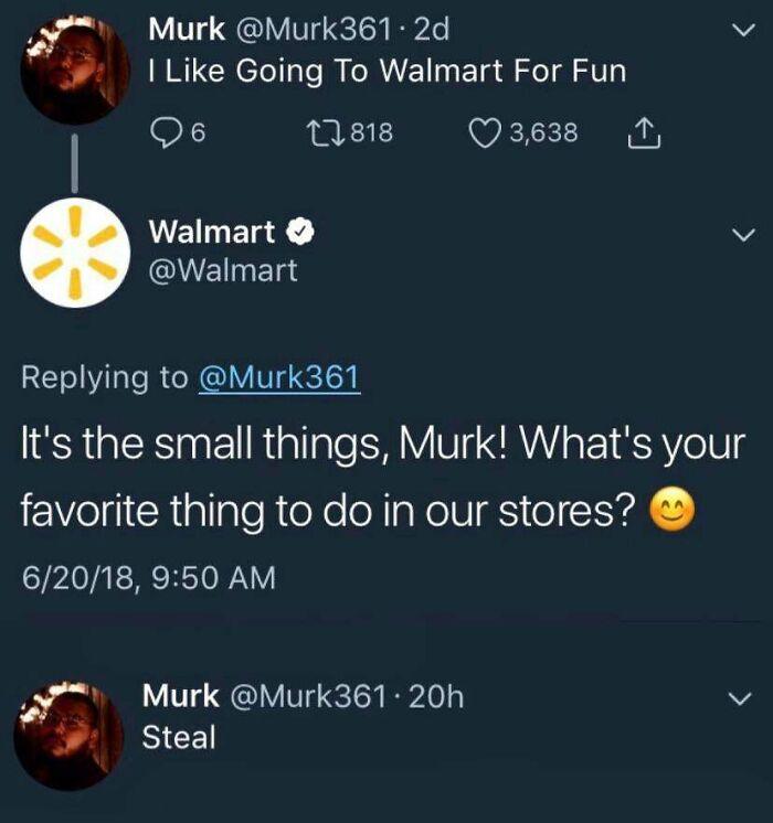 I Love Walmart