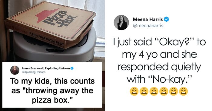 85 Of The Best Parenting Tweets This February