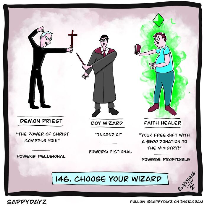 Choose Your Wizard