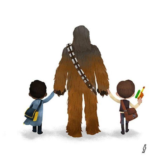Star Wars (Alliance Family)