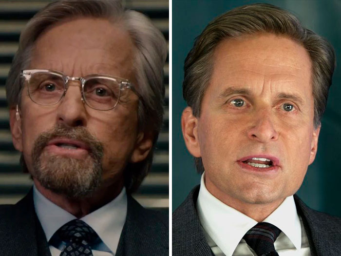 Michael Douglas In 'Ant-Man And The Wasp' (2018)