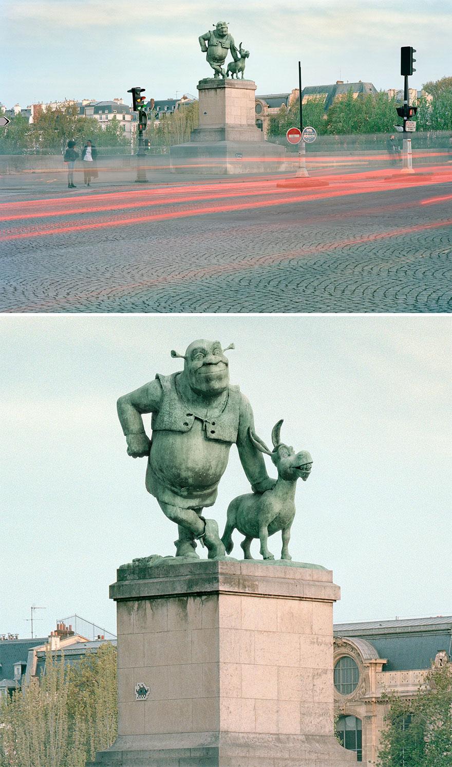 Kind Ogre And His Companion (Shrek)