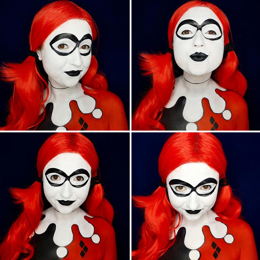2019 October - Harley Quinn