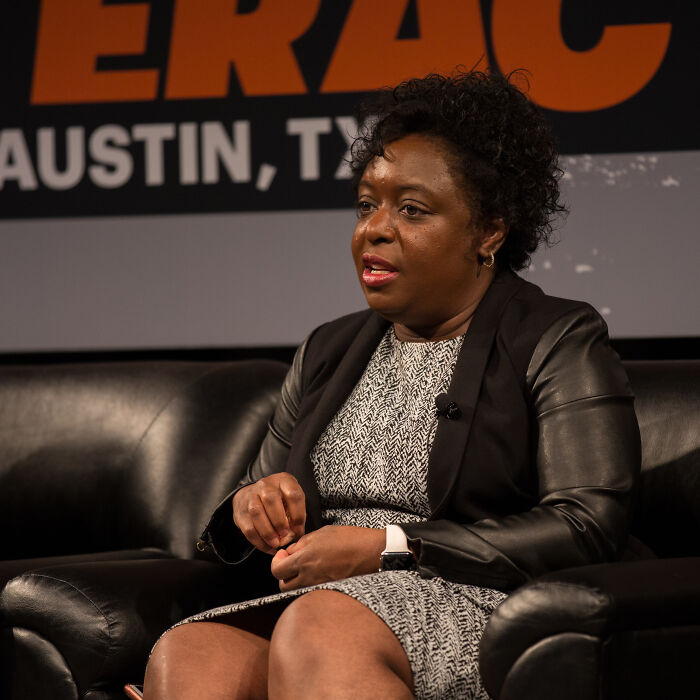 """Kimberly Bryant - Founded A Non-Profit Organization """"Black Girls Code"""" Teaching Basic Programming Concepts To Black Girls"""