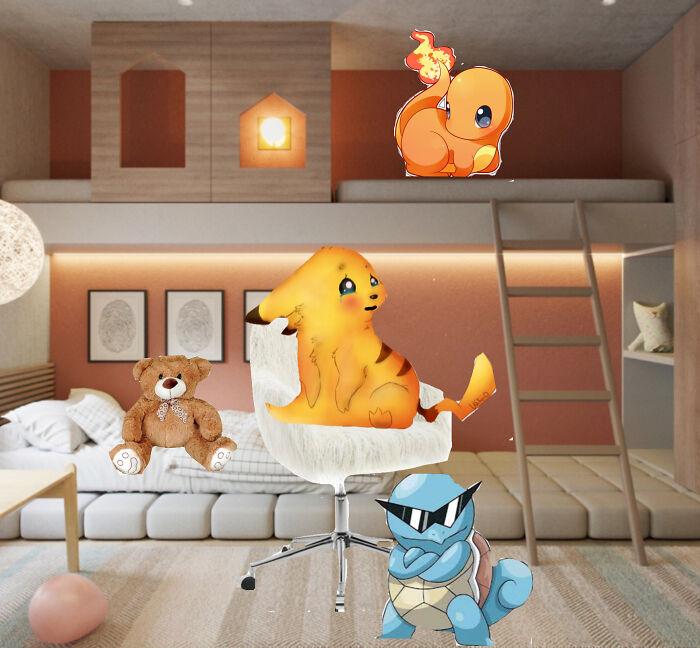 Pikachu Is Sad No More