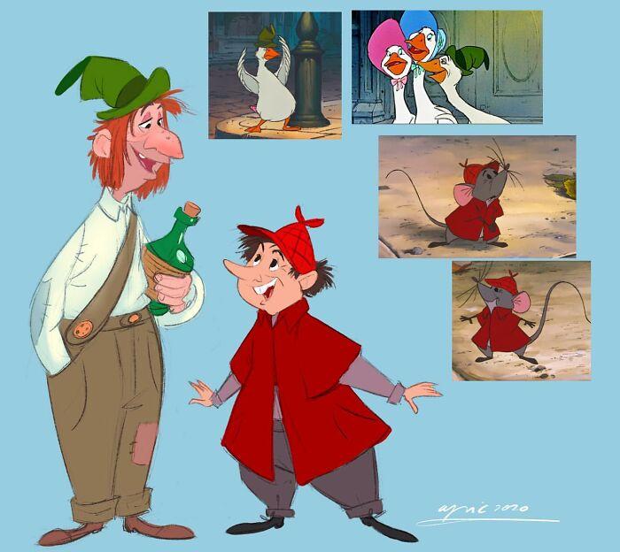 El tío Waldo y Roquefort