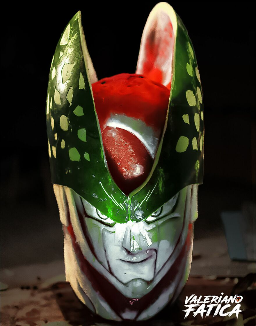 Perfect Cell – Watermelon