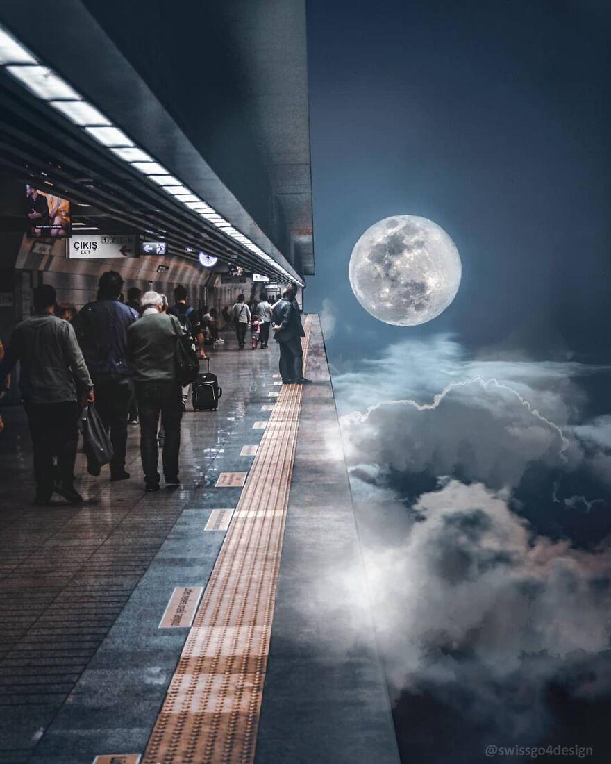 Moon Express . . op @unsplash . . @photoshop #creativecloud_emotion #beautifulspaceart #spacewheel #spacelovers #artoftones #artselect #dailyart #surreal_artz #imaginativeuniverse #infiniteartdesign #creativegrammer #creative_ace #creativemobs #creartmood #enterimagination #fxcreatives #graphicroozane #launchdsigns #gmofps #launchdsigns #thephotoviers #thegraphicpr0ject #theuniversalart #thecreatart #thecreart #xceptionaledits #milliondollarvisuals #ps_scifi #creativecloud_space