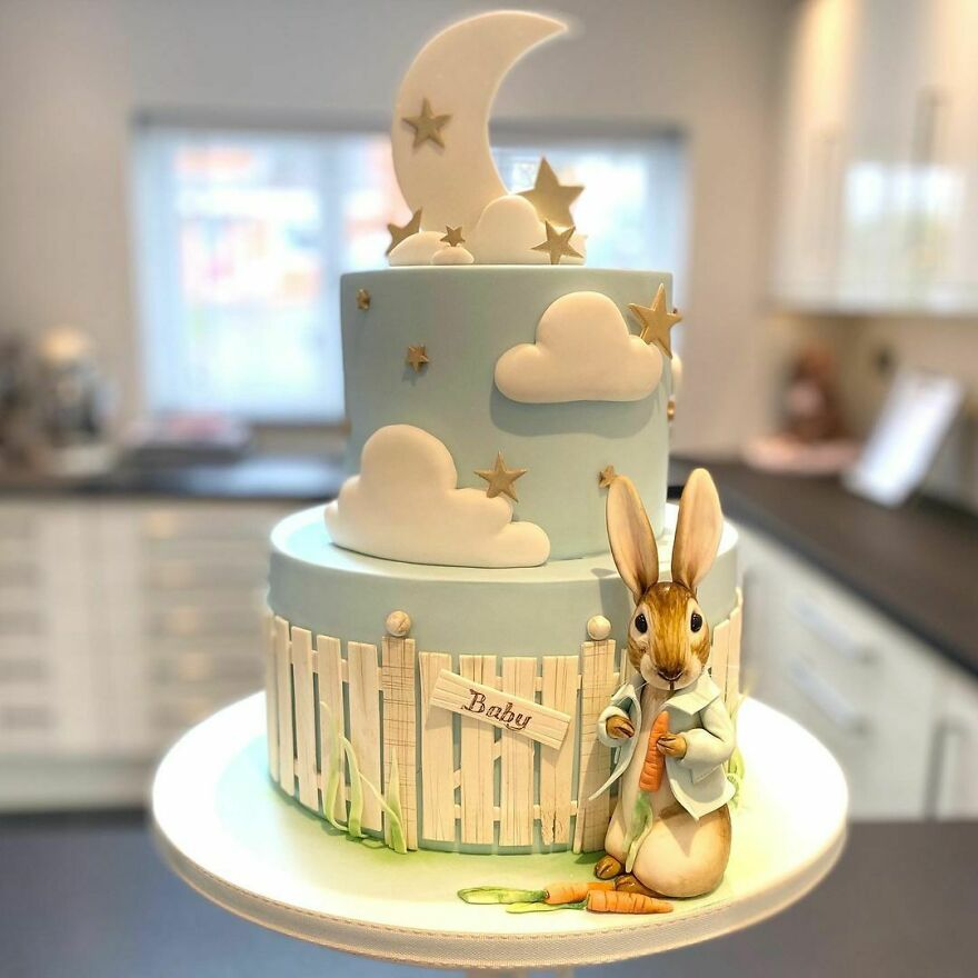 This London Confectioner Makes Cakes That Are Almost Too Cute To Eat