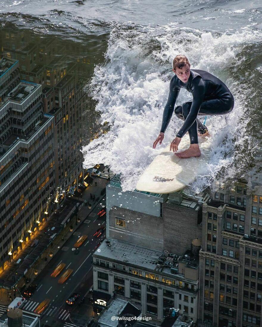Look At Usual Things With Unusual Eyes. Vico Magistretti . . op @unsplash @pexels @timmossholder . . #creativecloud_breathe #humalien #milliondollarvisuals #dailyart #9gag #surrealismworld #surrealart #surfersparadise #theuniversalart #thephotoviers #thecreart #thecreativers #xceptionaledits #launchdsigns #graphicroozane #milliondollarvisuals #bleachfilm #citykillerz #creartmood #discoveredit #diggin_art #digitalcontentors #enter_imaginations #entersurrealism #enterimagination #edit_mania #learnphotoshop #surfing