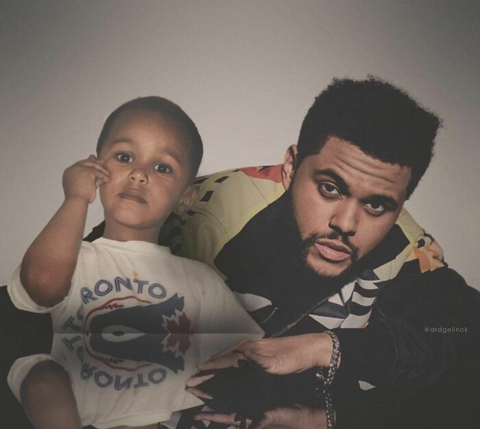 The Weeknd!