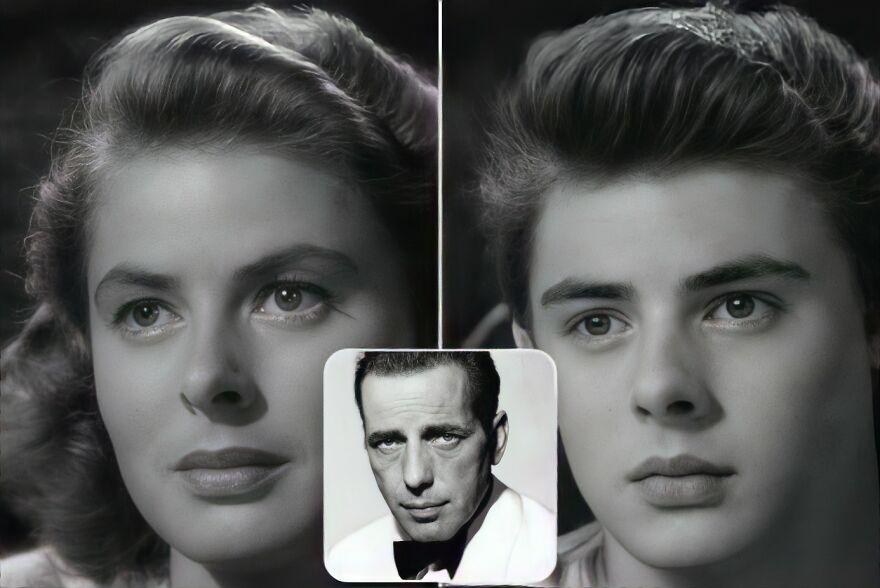 Ilsa Lund And Rick Blaine (Casablanca)
