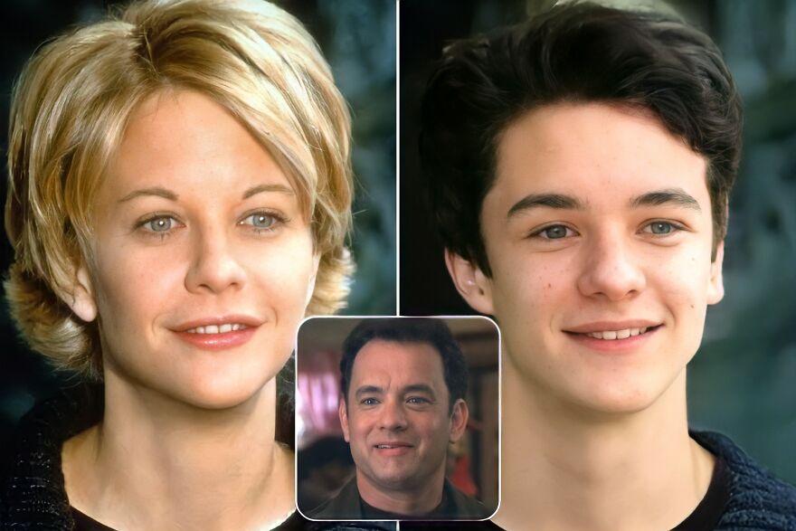 """Kathleen And Joe """"NY152"""" Fox (You've Got Mail)"""