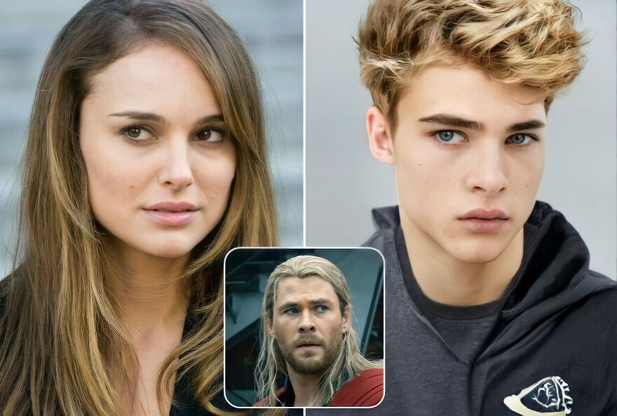 Jane Foster And Thor (Thor)