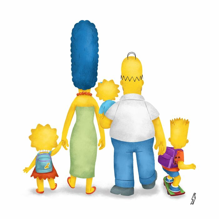 The Simpsons (Springfield Family)