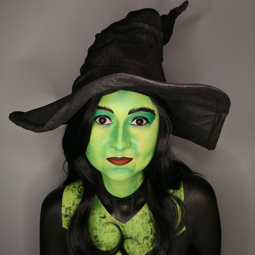 2020 October – Wicked Witch Of The West, The Wonderful Wizard Of Oz