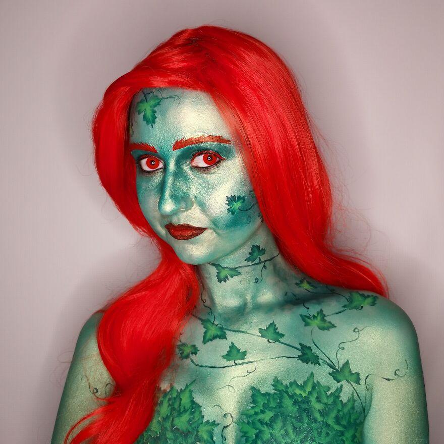 2020 October – Poison Ivy