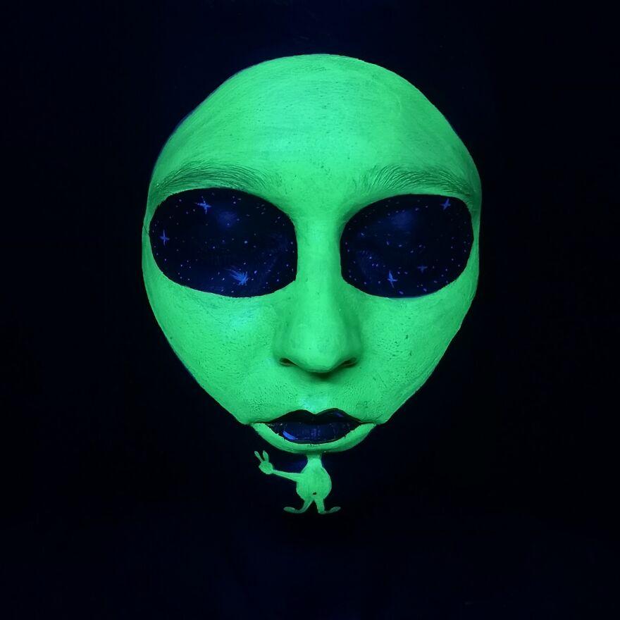 2019 July - Alien