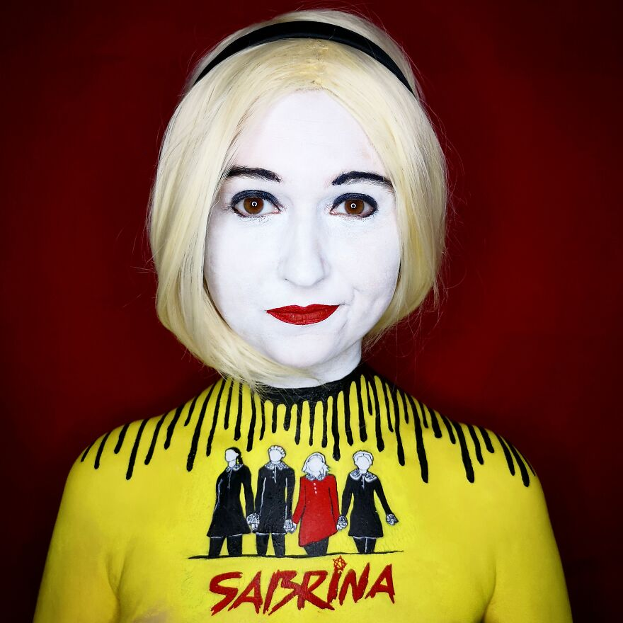 2019 October - Chilling Adventures Of Sabrina