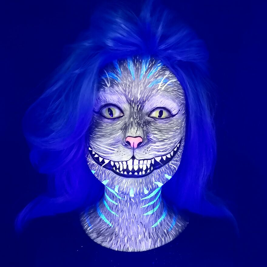 2019 December - Cheshire Cat, Alice In Wonderland