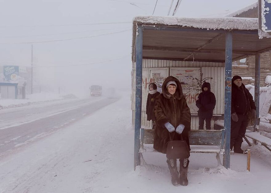 Photographer Alexey Vasiliev Shows The Daily Life Of Russia's Coldest Region