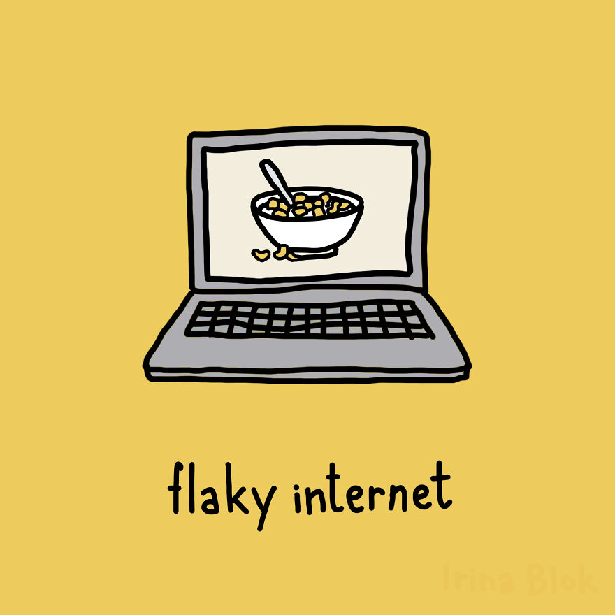Flaky Internet
