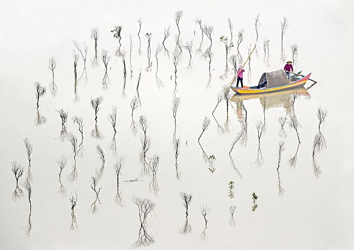 Fishermen Of The Mangroves (Fine Art, 1st Place)