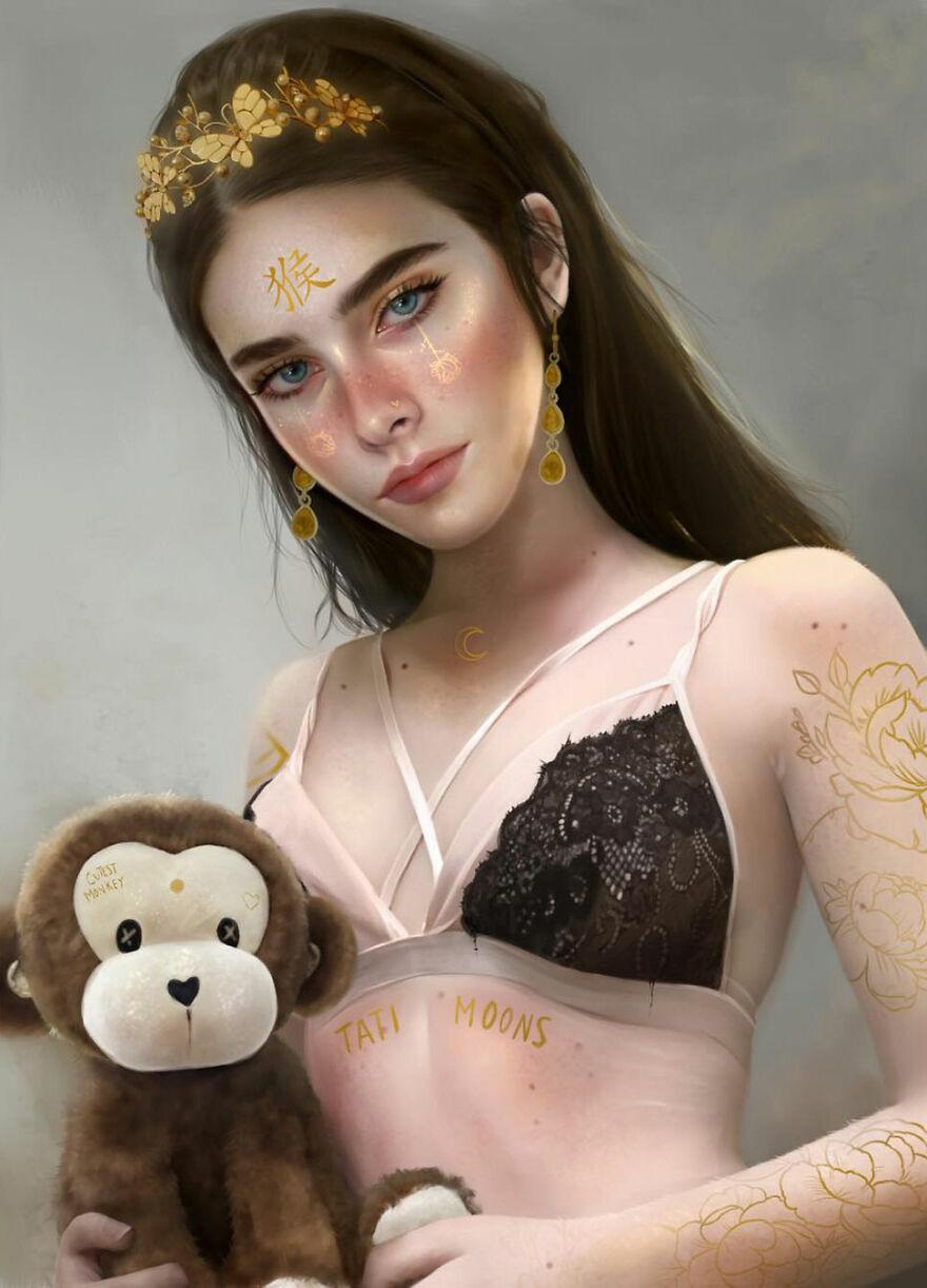 Monkey, Chinese Zodiac