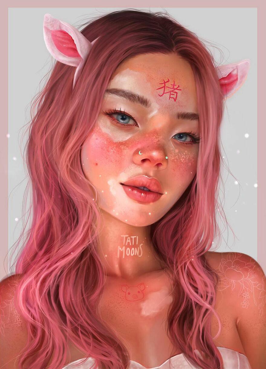 Pig, Chinese Zodiac