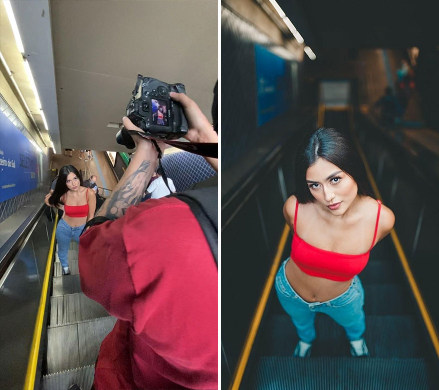 This Photographer Reveals That For A Good Photo You Don't Need Big Productions