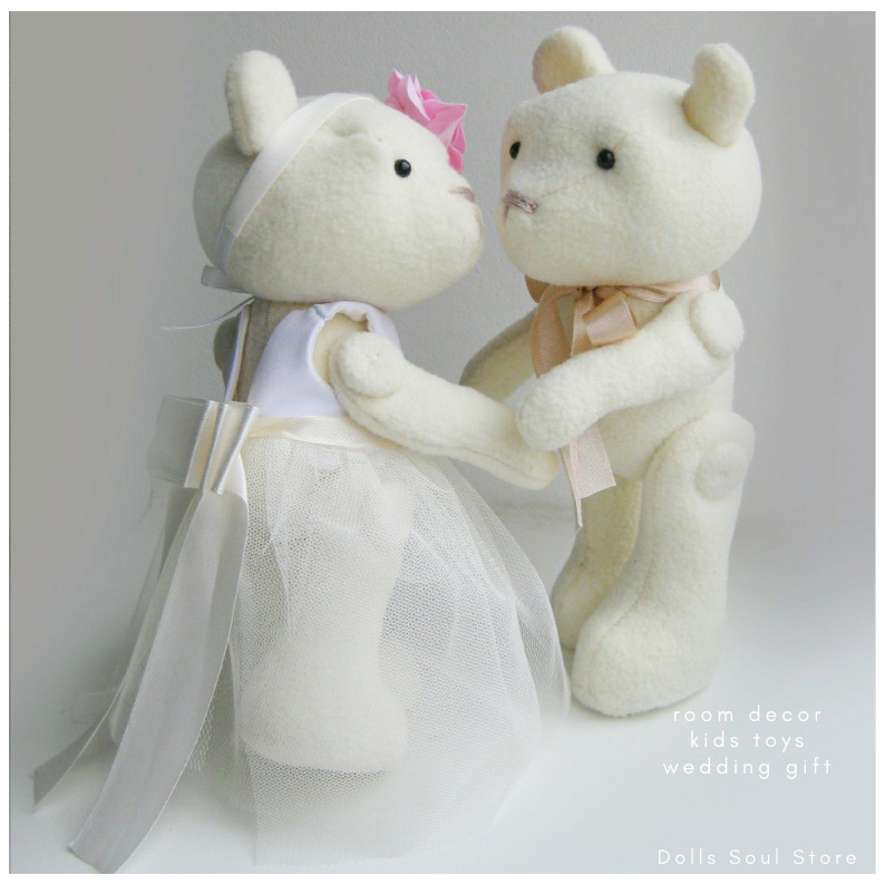 Valentine's Day Is Coming Soon! And That's Why I Created These Wonderful Bears!