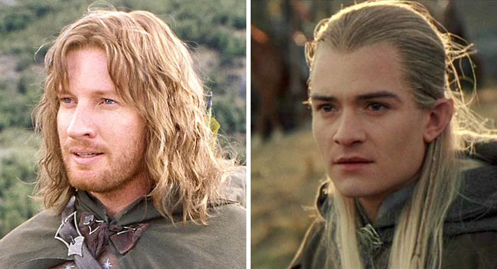 Orlando Bloom Auditioned For The Role Of Faramir (The Lord Of The Rings)