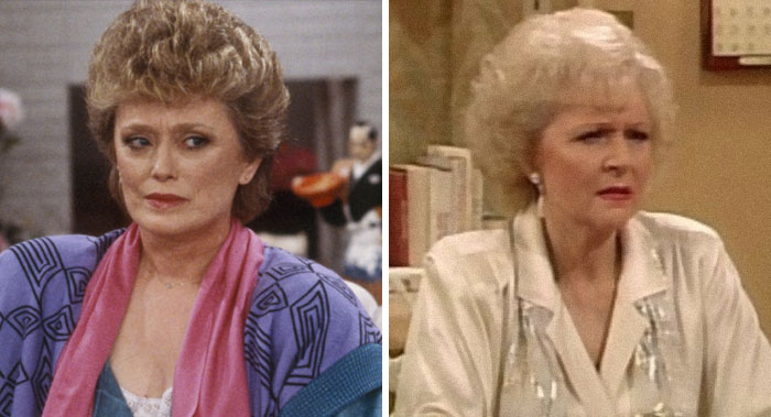 "Betty White Auditioned For The Role Of Blanche Devereaux In ""Golden Girls"""
