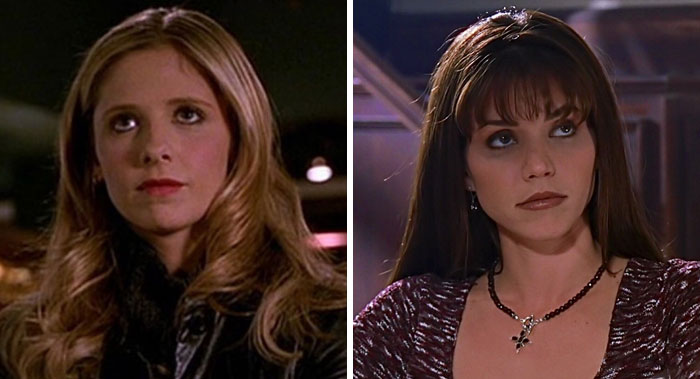 "Charisma Carpenter Auditioned For The Role Of Buffy In ""Buffy The Vampire Slayer"""