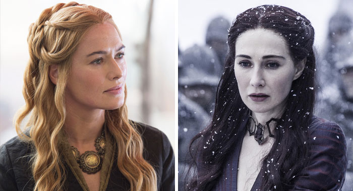 "Carice Van Houton Auditioned For The Role Of Cersei Lannister In ""Game Of Thrones"""