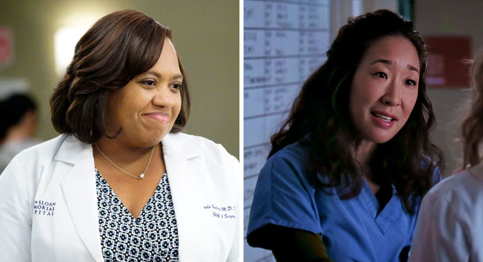 "Sandra Oh Auditioned For The Role Of Miranda Bailey In ""Grey's Anatomy"""
