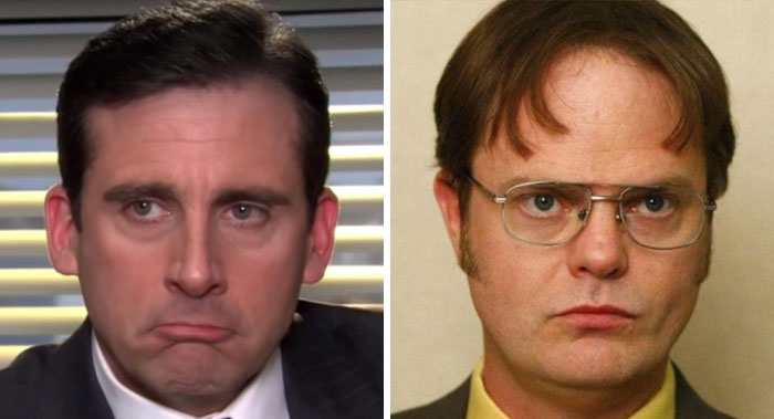 "Rainn Wilson Auditioned For The Role Of Michael Scott In ""The Office"""