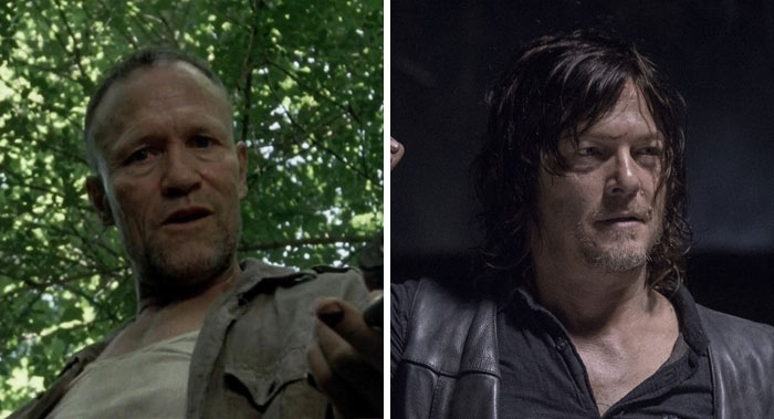"Norman Reedus Auditioned For The Role Of Merle Dixon In ""The Walking Dead"""