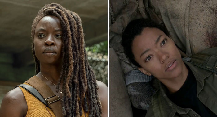 "Sonequa Martin-Green Auditioned For The Role Of Michonne On ""The Walking Dead"""