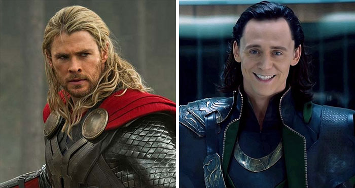 Tom Hiddleston Auditioned For The Role Of Thor In The Films Of The MCU