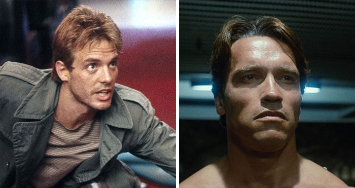 "Arnold Schwarzenegger Could Have Played The Role Of Kyle Reese In The Movie ""Terminator"""