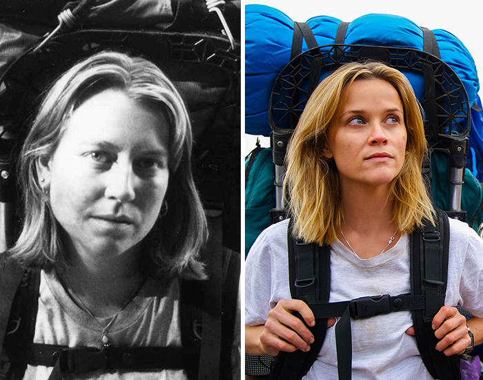 Side-By-Side Comparison Of Real-Life People And Their Movie Portrayals (12 Pics)